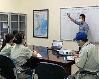 ICERT đào tạo, tư vấn áp dụng tiêu chuẩn ISO 9001:2015 tại Công ty cổ phần CMC Phú Thọ