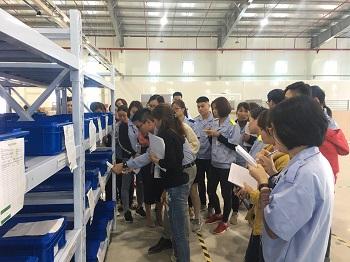 Eastech Việt Nam thuộc Tập đoàn Eastech sử dụng dịch vụ tư vấn chứng nhận ISO 9001:2015 và ISO 14001:2015 của ICERT