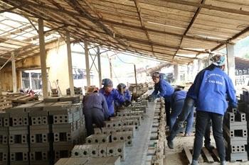 Áp dụng khoa học công nghệ, nâng cao năng suất ngành vật liệu xây dựng