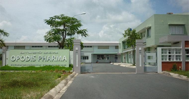 OPODIS PHARMA đạt chứng nhận ISO 13485