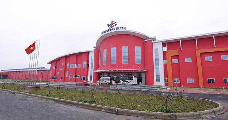 Nhà máy Number One Hà Nam đạt chứng nhận ISO 22000