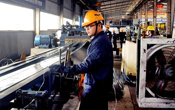 Kinh nghiệm áp dụng thành công công nghệ tiên tiến tại Thép Việt Đức