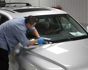 Quy trình tiêu chuẩn dành cho chăm sóc xe hơi