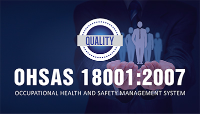 Tư vấn áp dụng hiệu quả OHSAS 18001 - Hệ thống quản lý An toàn và sức khỏe nghề nghiệp - Hỗ trợ 30% chi phí