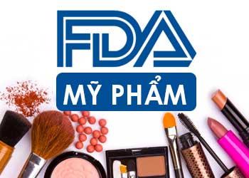 Đăng ký chứng nhận FDA mỹ phẩm