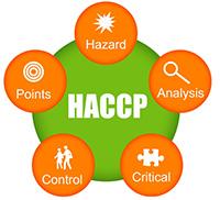 Chứng nhận HACCP - Hệ thống quản lý an toàn thực phẩm, phân tích mối nguy và điểm kiểm soát tới hạn - Hỗ trợ 30% chi phí