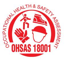 Chứng nhận OHSAS 18001 - Hệ thống quản lý An toàn và sức khỏe nghề nghiệp - Hỗ trợ 30% chi phí