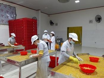 Các bước triển khai HACCP