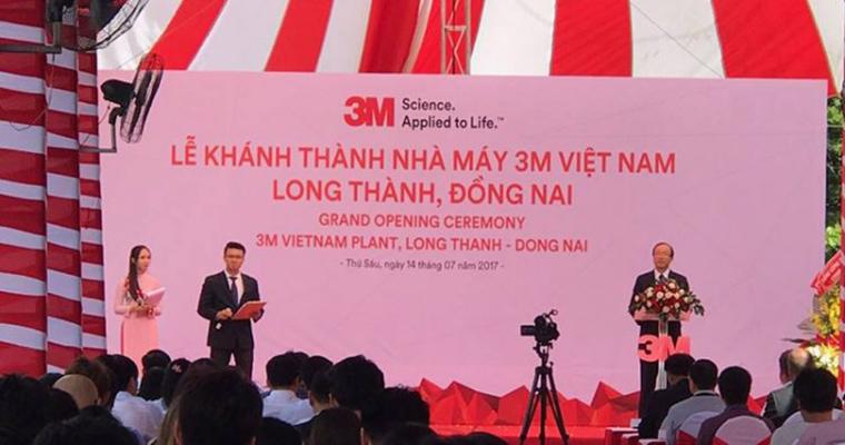 ICERT tư vấn chứng nhận ISO 13485 cho Nhà máy 3M Việt Nam Long Thành, Đồng Nai
